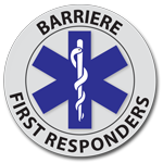 Barriere First Responders Society Logo