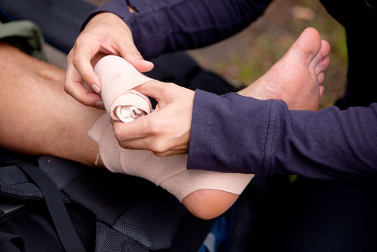 First Aid Event Services