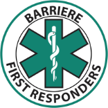 Barriere First Responders
